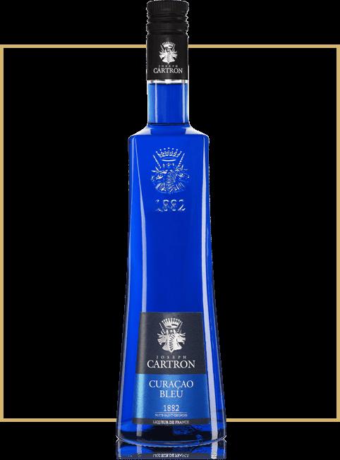 cartron-curacao-bleu